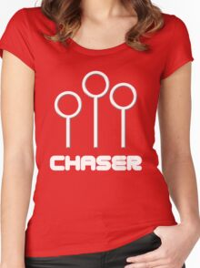 Quidditch Chaser Women's Fitted Scoop T-Shirt