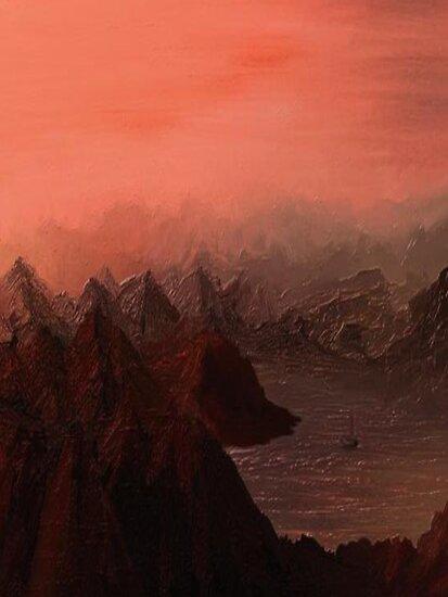 Mountains by Deka