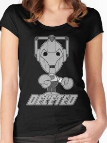 DELETED Women's Fitted Scoop T-Shirt