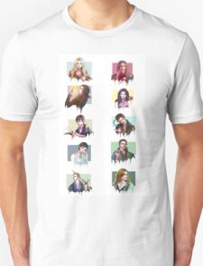 (PART 2) Once Upon a Time all characters T-Shirt