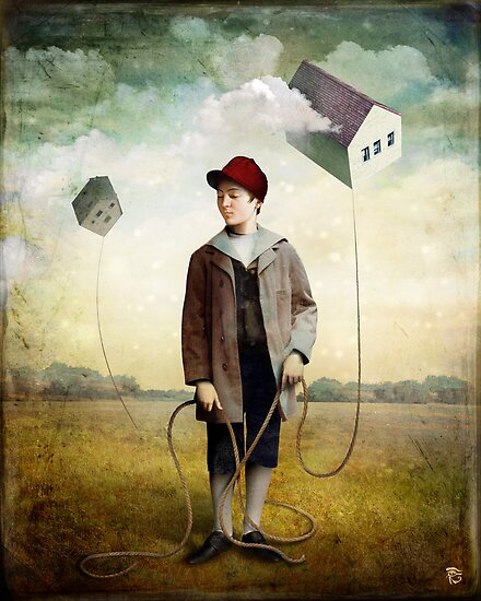 A Child's Dream by ChristianSchloe