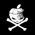 Apple Pirate by cozmic