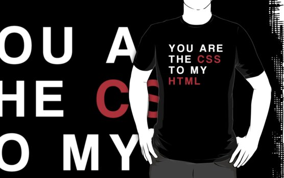 You are the CSS... by Thomas Jarry