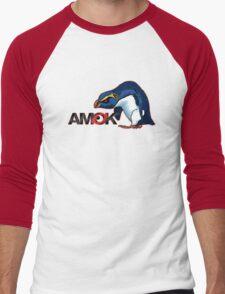AMOK - VXP Men's Baseball ¾ T-Shirt