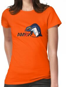 AMOK - VXP Womens Fitted T-Shirt