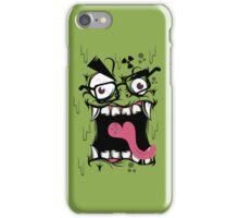 MonsterIam  iPhone Case/Skin
