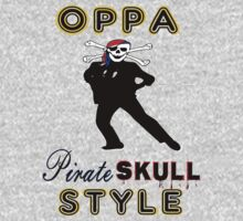 ★ټPirate Skull Style Hilarious Clothing & Stickersټ★ One Piece - Long Sleeve