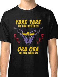 Yare Yare in the streets Classic T-Shirt