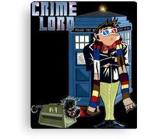 Crime Lord Canvas Print