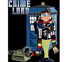 Crime Lord Photographic Print