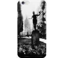 Luxembourg Park iPhone Case/Skin
