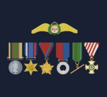 Martin's Medals by ElementarySHER