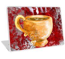 Coffee Cup Laptop Skin
