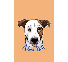 Adora-Bull Photographic Print