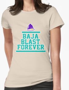 Baja 4Ever Womens Fitted T-Shirt