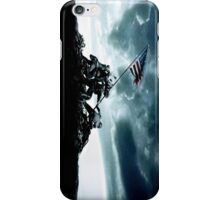 Flags of our Fathers iPhone Case/Skin