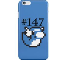 Number 147: Dratini iPhone Case/Skin