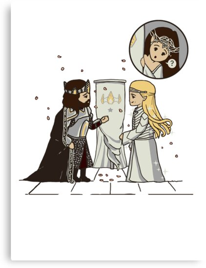 Middle Earth Love by Nados