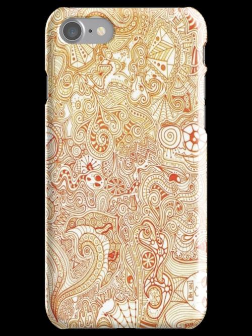 'Swadhisthana' Sacral Chakra by Skyler Wefer