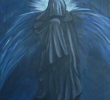 Blue Mourning by Scott  Yung