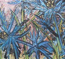 Eryngium by Susan Duffey