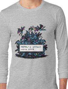 NateWantsToBattle - Repel Wore Off Long Sleeve T-Shirt