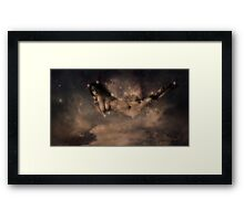 heavenly body Framed Print