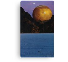 Another Planet Canvas Print