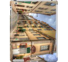 Backstreets Of Lisbon iPad Case/Skin