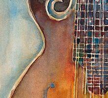 Mandolin by Dorrie  Rifkin
