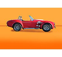 Shelby Cobra 427 w/o ID Photographic Print