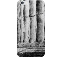 Columns iPhone Case/Skin