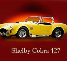 Shelby Cobra 427 w/ ID by DaveKoontz