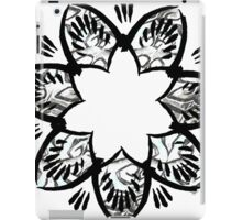 Simplistic and floral iPad Case/Skin