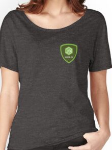 Node.js Programmer T-shirt & Hoodie Women's Relaxed Fit T-Shirt