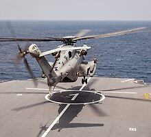 Sikorsky CH-53E Super Stallion by mcdonojj