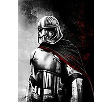 Imperial Captain Photographic Print