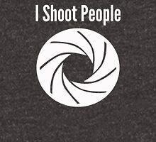 I Shoot People Photographer Hoodie