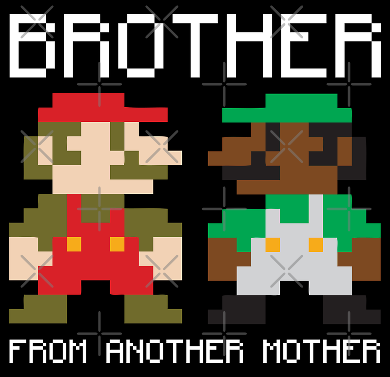 Brother From Another Mother Shirt by RetroReview
