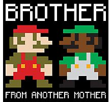 Brother From Another Mother Shirt Photographic Print