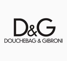 Douchebag & Gibroni by M Dean Jones