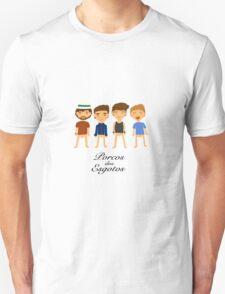 Porcos Dos Esgotos T-Shirt