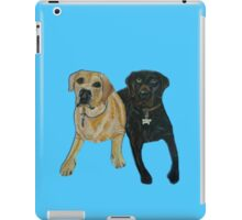 Daisy and Cocoa iPad Case/Skin