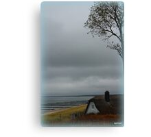 By the Baltic Sea Canvas Print