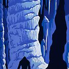 Gone Squatchin in a Cave by iEric