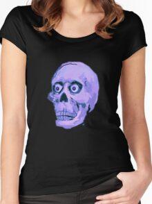 CREEP II (purplish) Women's Fitted Scoop T-Shirt