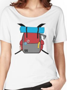 Kai The Hitchhiker Women's Relaxed Fit T-Shirt