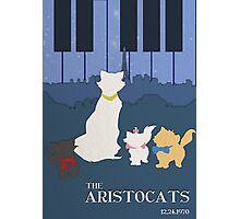 The Aristocats Photographic Print