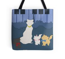 The Aristocats Tote Bag