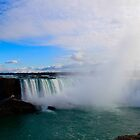 Horseshoe Falls by Carly  Quissett